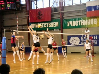 Развитие волейбола в россии