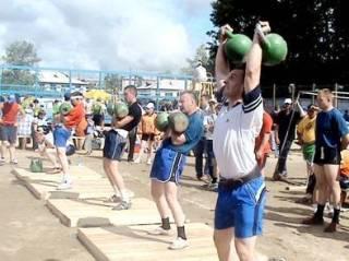 Спорте гиревой спорт общая информация