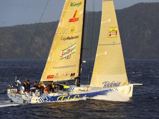 Volvo Ocean Race: итоги второй недели от Аликанте до Кейптауна