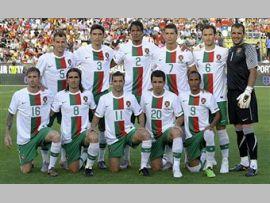 Сборная португалии футбол