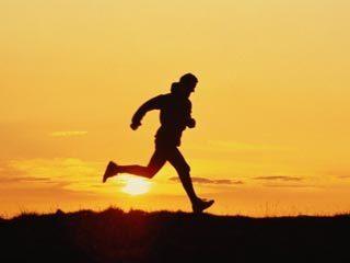 Утренняя пробежка. День 1