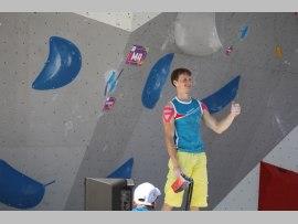 Алексей Рубцов, фото Федерации скалолазания России
