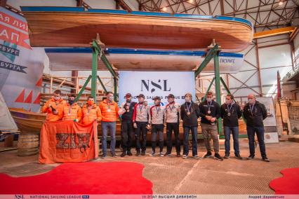 Фото Национальная парусная лига